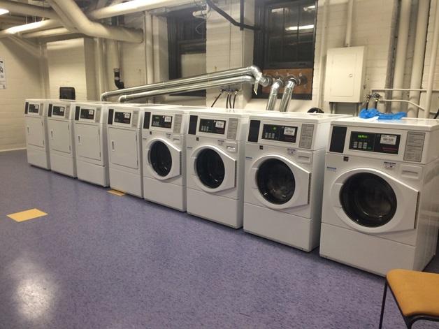 アメリカの洗濯機