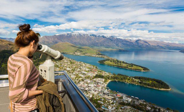 ニュージーランド ワーキングホリデー