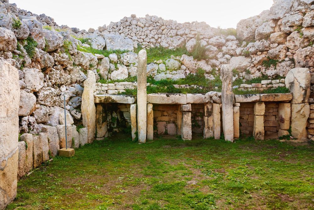 マルタ ジュガンティーヤ神殿