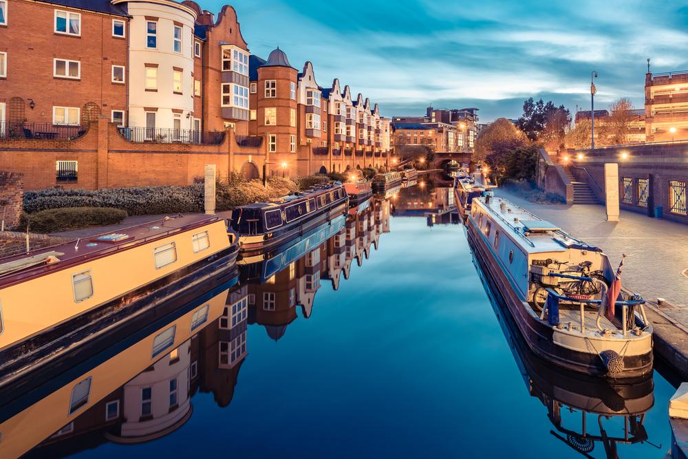イギリス バーミンガムで語学留学