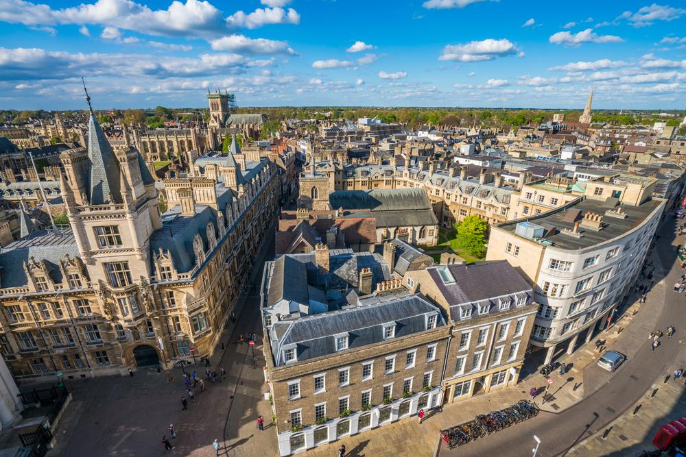イギリス ケンブリッジで語学留学