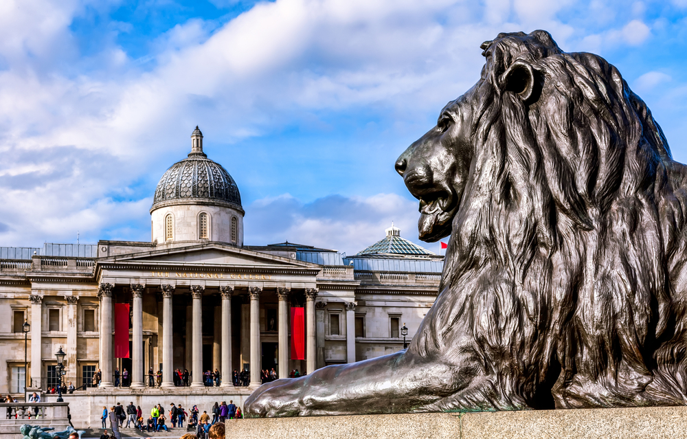 イギリス ロンドンの大英博物館