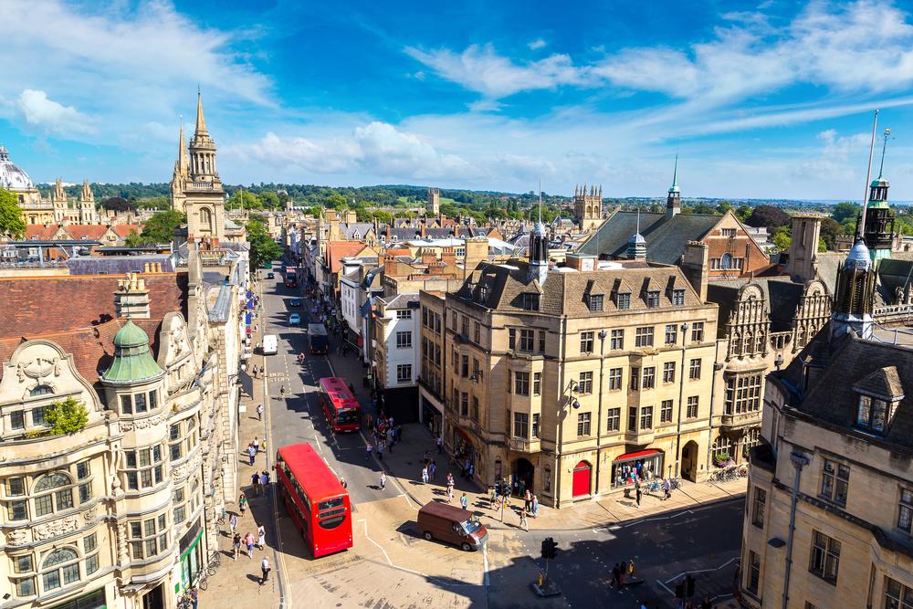 イギリス オックスフォードで語学留学