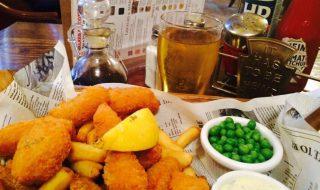 pub food