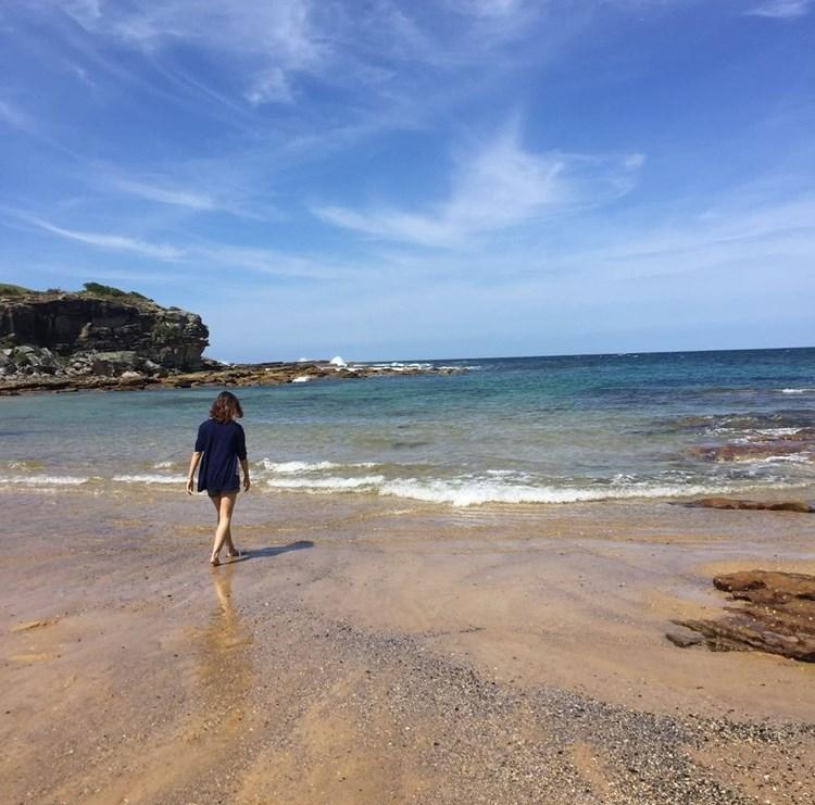 オーストラリア 穴場のビーチ