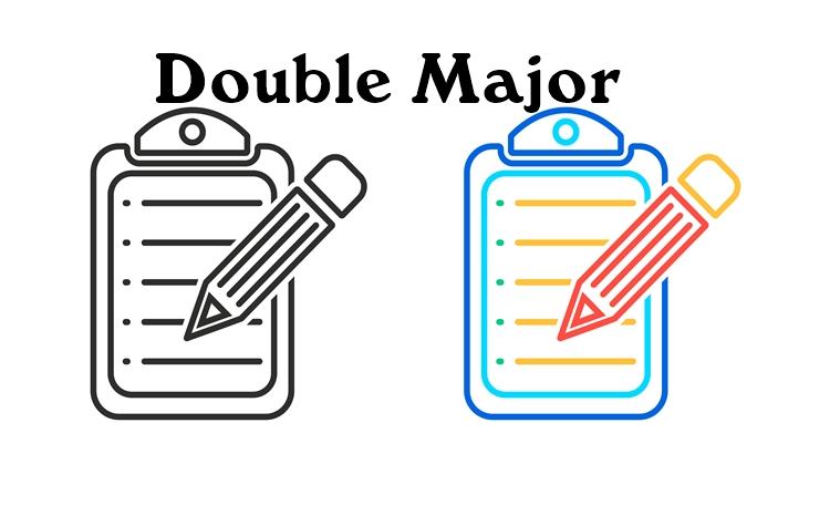 アメリカ留学double major