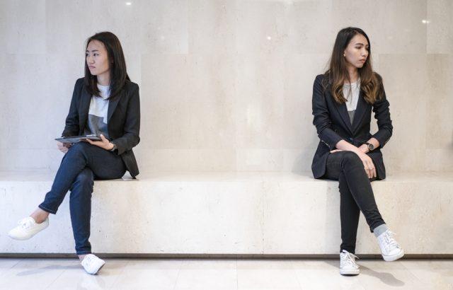 留学中の日本人との関係