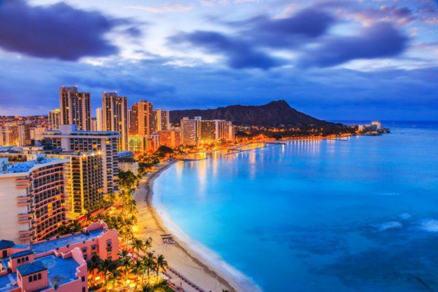 ハワイ語学留学