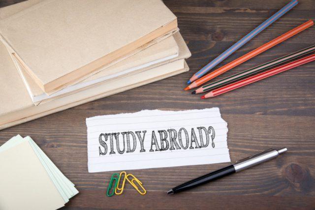 アメリカ語学留学