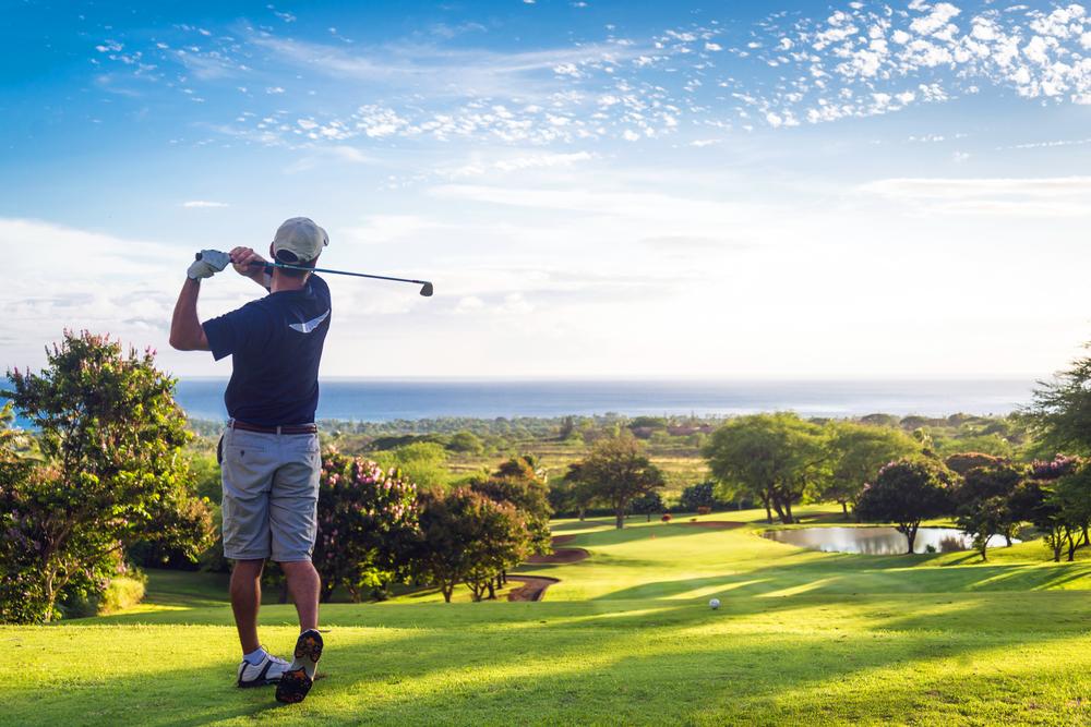 イギリスでゴルフ留学