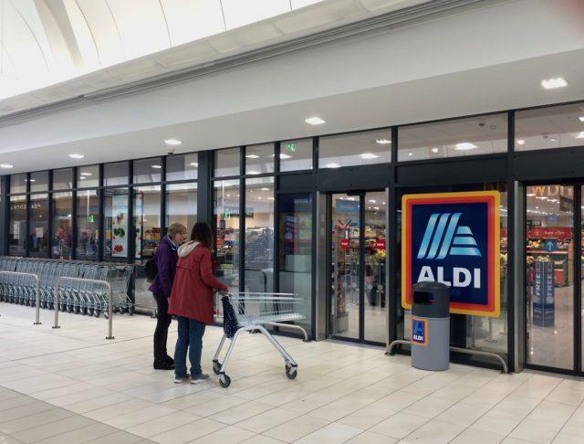 イギリスのスーパー、アルディ