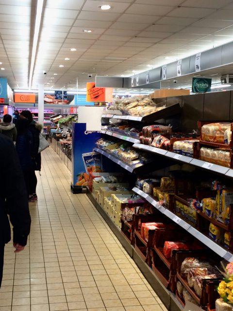 イギリスのスーパー、リドル
