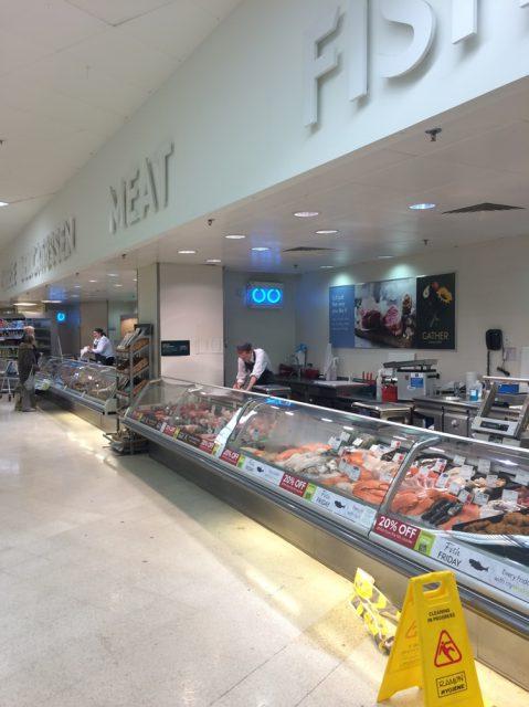 イギリスのスーパーマーケット、ウエイトローズ