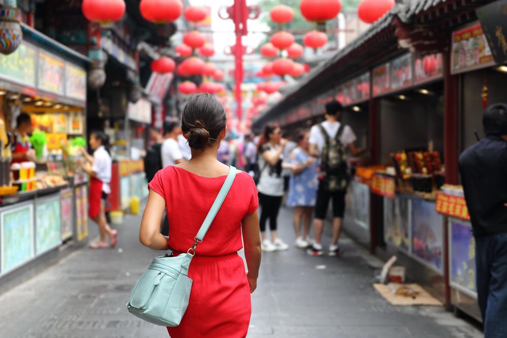 中国 北京で語学留学