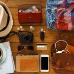 アメリカ正規留学に持っていった荷物、スーツケースは2個