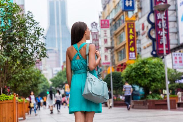 中国 上海留学