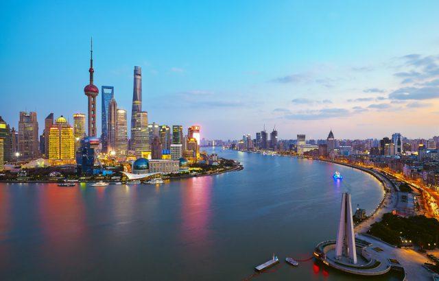 上海の観光スポット