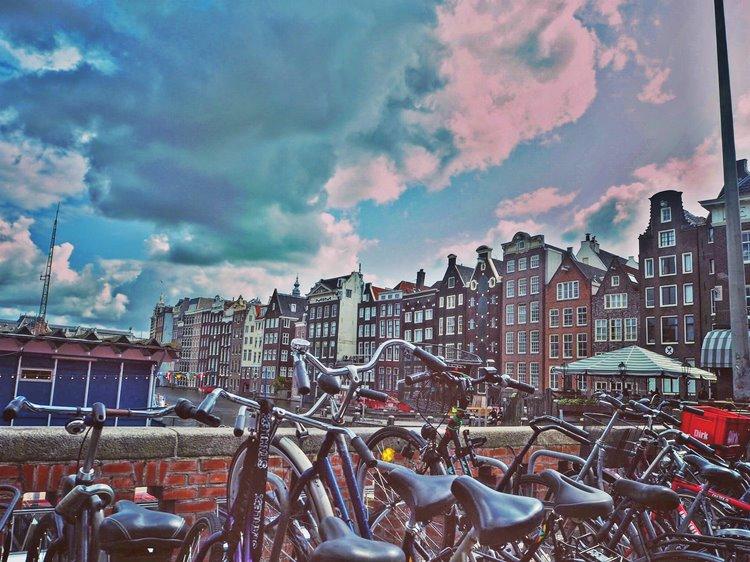 オランダ自転車