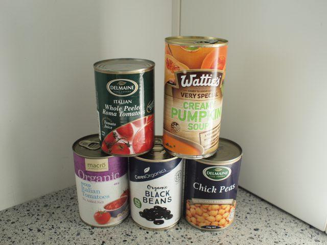 ニュージーランドの缶詰