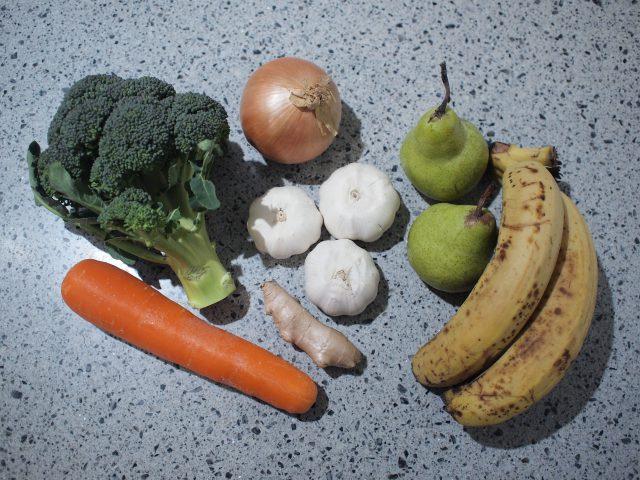 野菜、フルーツ