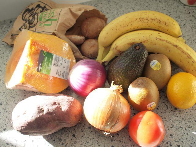 ニュージーランドの食材