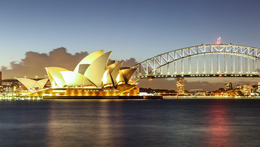 オーストラリア シドニーでサマースクール