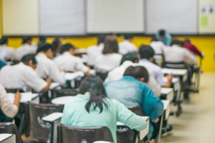 アメリカの大学テスト
