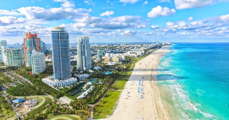 アメリカ マイアミで語学留学