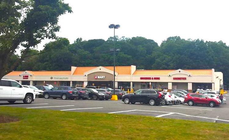 アメリカのスーパーマーケットHmart