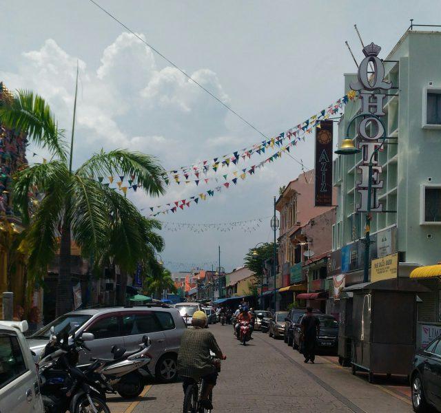マレーシア ペナン島