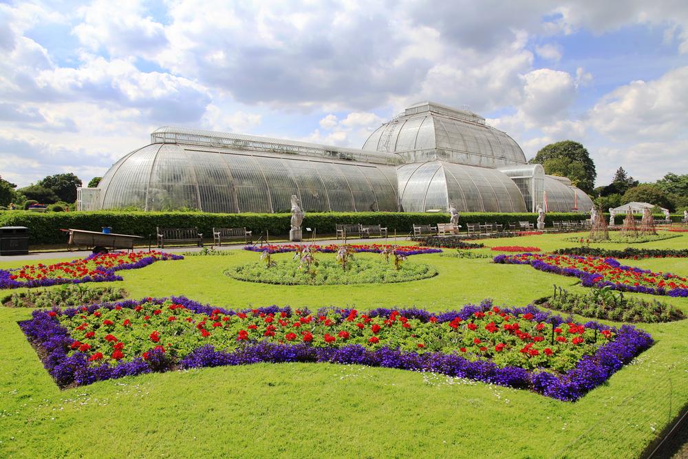 イギリスの庭園