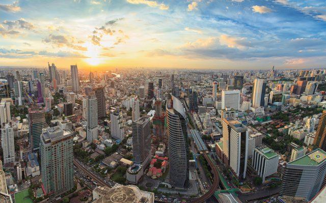 タイ バンコクで語学留学