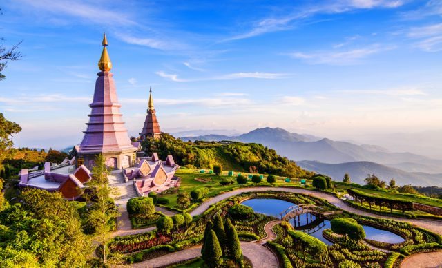 タイ チェンマイで語学留学