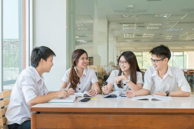 タイの学生