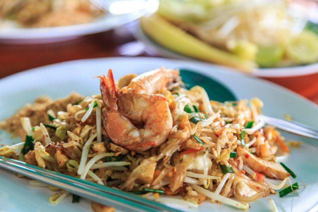 タイ留学で食べたいパッタイ