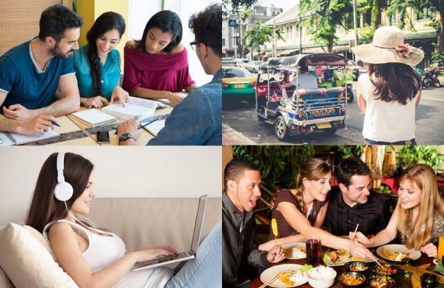 タイ語学留学の費用