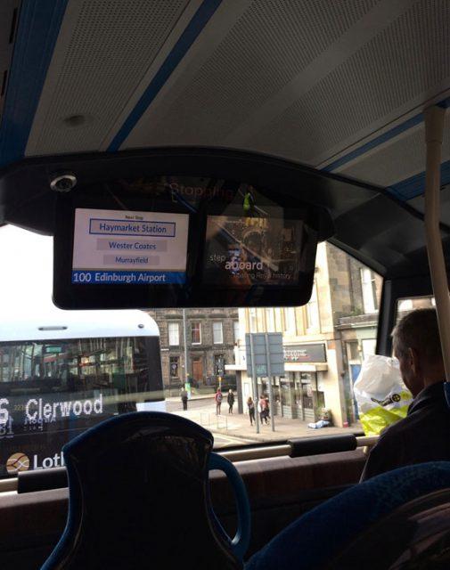 イギリスのリンクバス