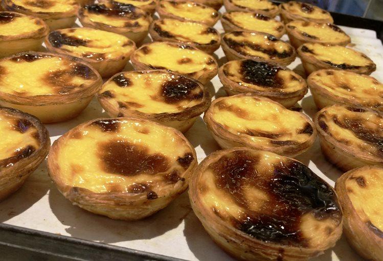 ポルトガルのお菓子 エッグタルト
