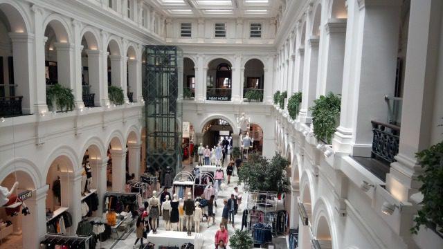 メルボルンでショッピング H&M