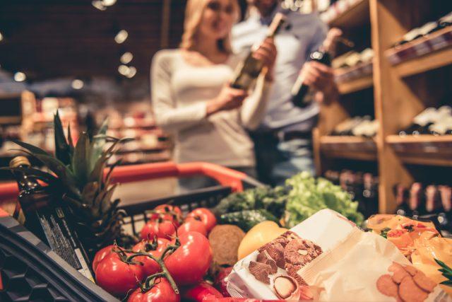 アトランタのスーパーマーケット