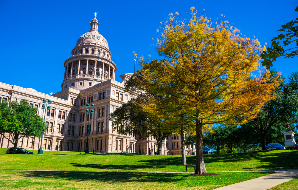 アメリカ テキサス州オースチン 州庁舎 Texas State Capitol
