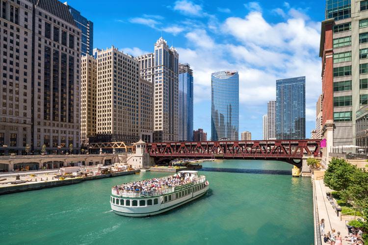 シカゴ留学