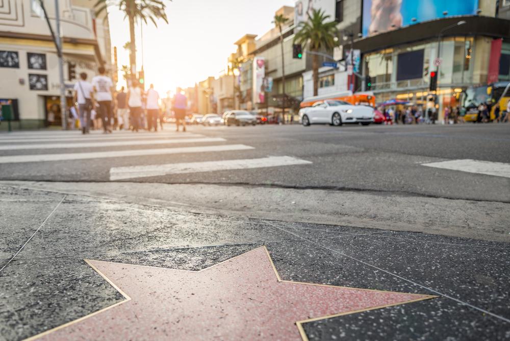 アメリカ ロサンゼルス(LA) ハリウッド