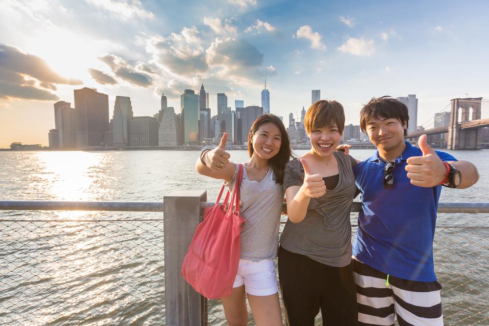 アメリカ ニューヨーク 留学