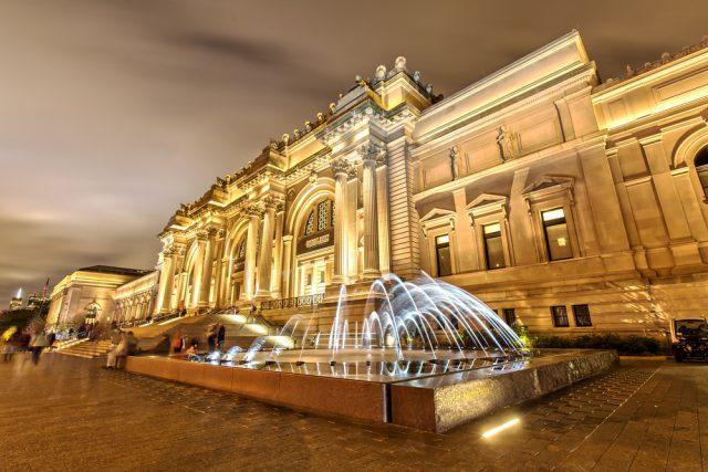 アメリカ ニューヨーク メトロポリタン美術館