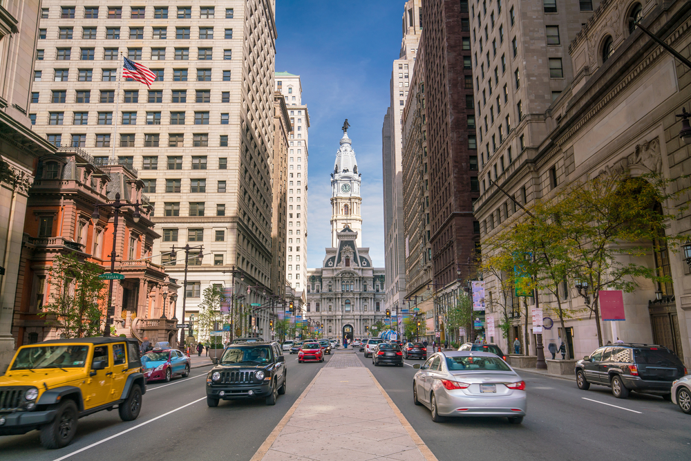 アメリカ フィラデルフィアで語学留学