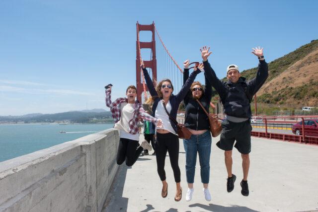 アメリカ サンフランシスコ留学