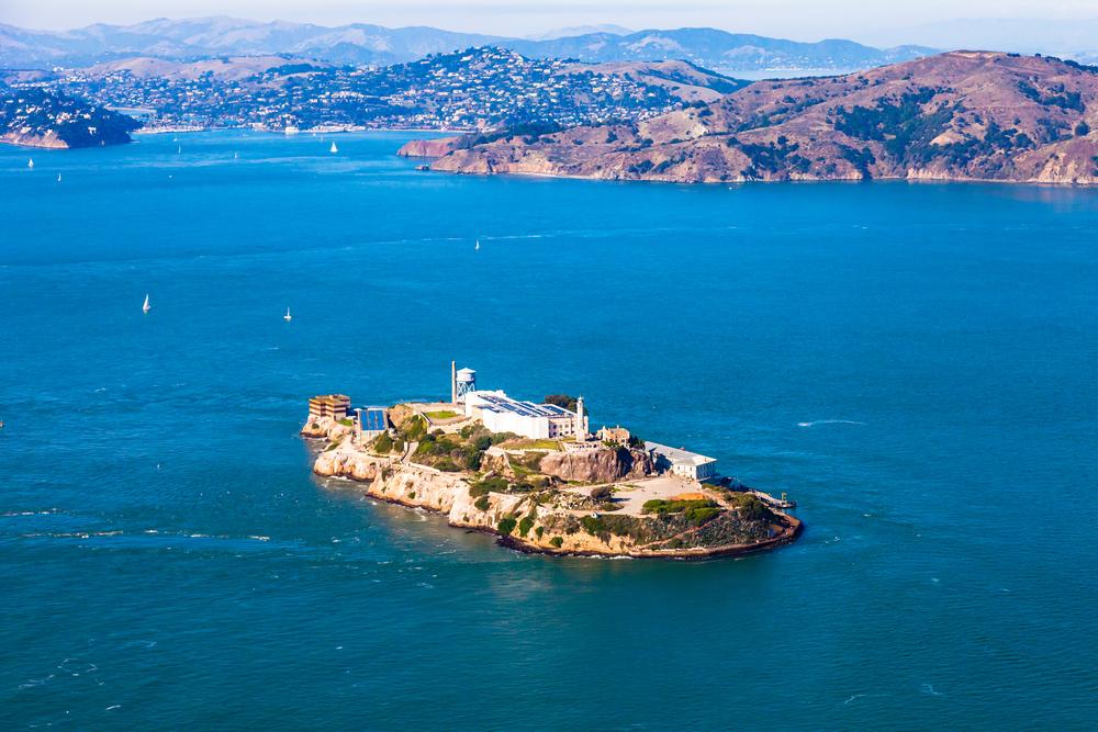 サンフランシスコ アルカトラズ島