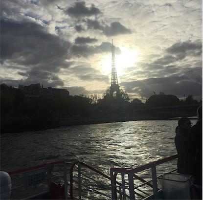 フランス パリで留学