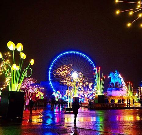 フランス 光の祭典